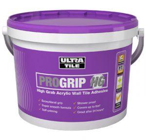 ProGrip HG Ultra Tile Acrylic Wall Tile Adhesive