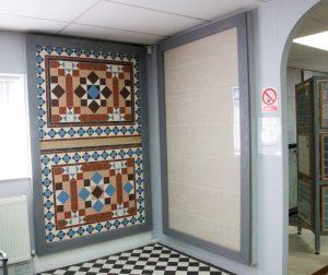 Elstow Tile Supplies Showroom Showing Olde English Traditional Tiles