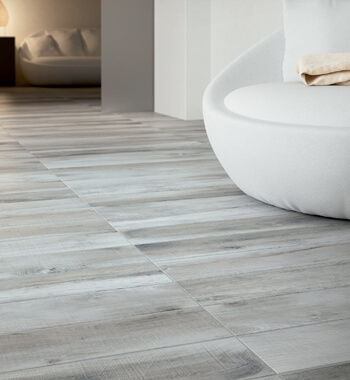 Wooden tiling