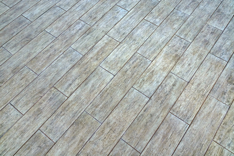 wood style tiles