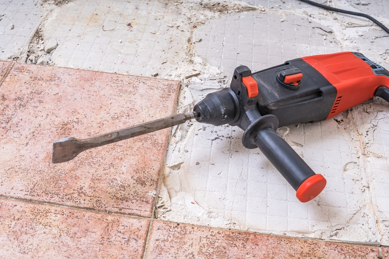 How To Remove Tile Adhesive | Guide To Removing Adhesive