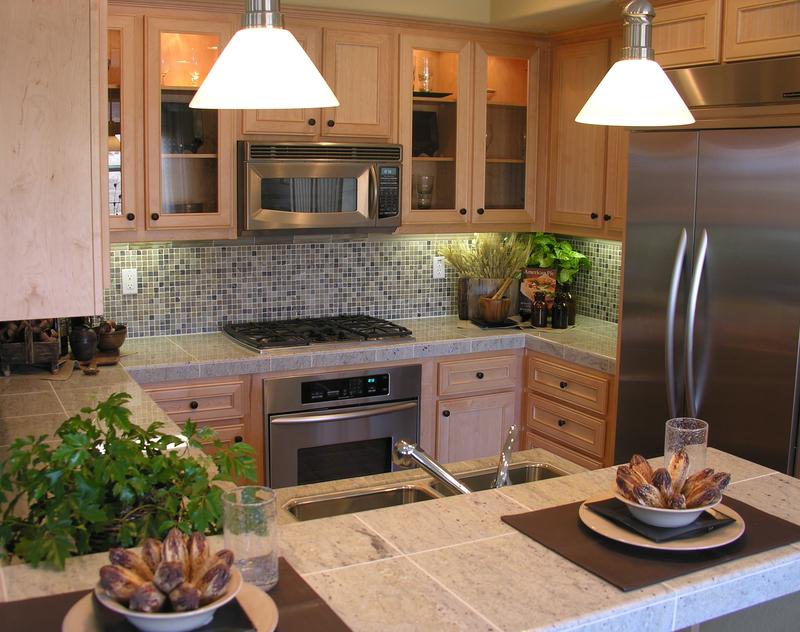 warm, cosy kitchen