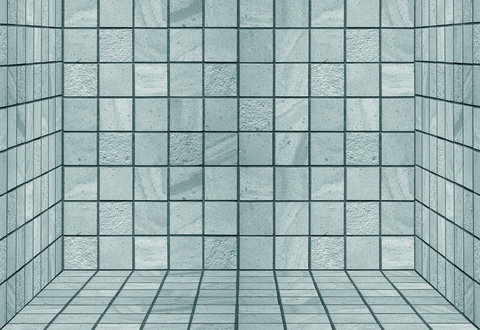 coloured tile grout